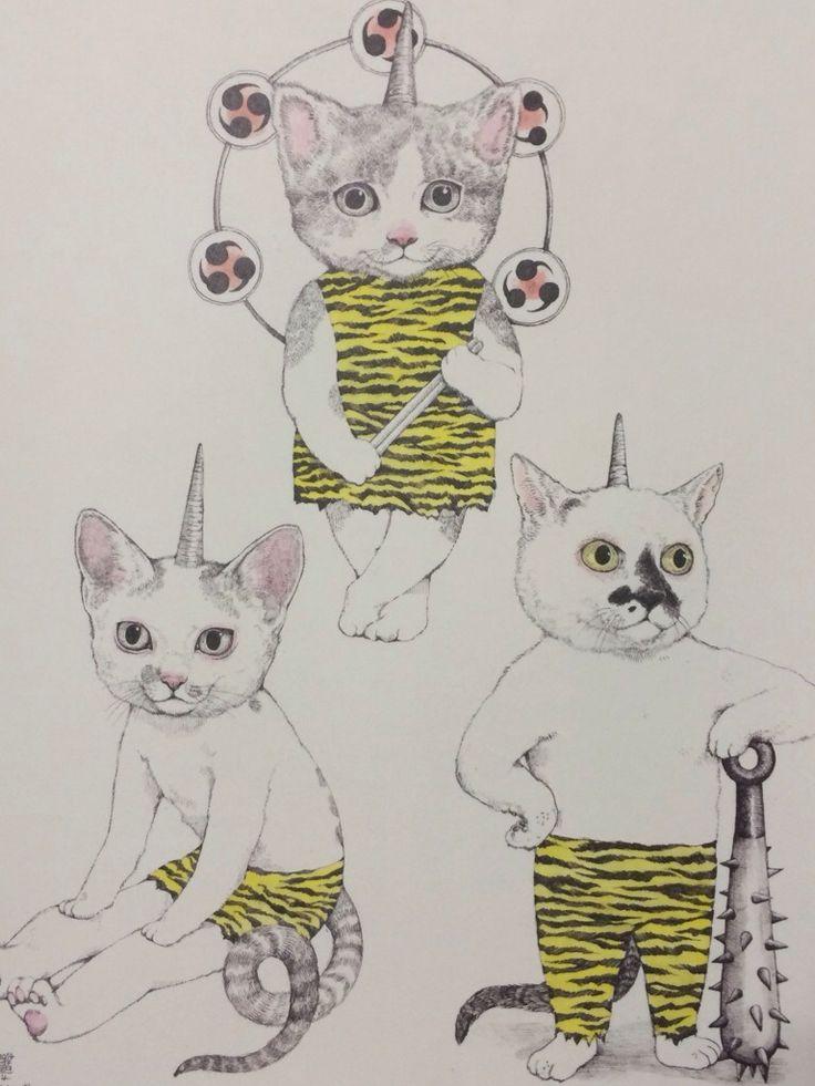 Yko Higuchi  2014/3/8発売 「ヒグチユウコ・ポストカードブック」 グラフィック社