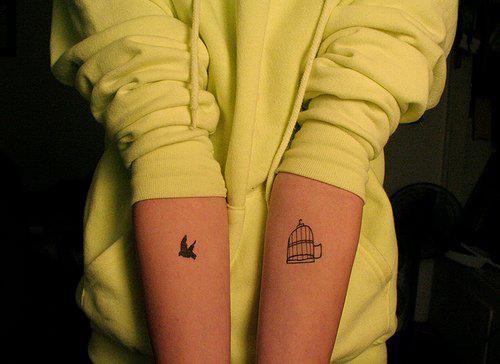 ...: Tattoo Idea, Tattoo Ideas, Birds Cages, Birds Tattoo, Cages Tattoo, Birdcages, Tattoo'S, Bird Cages, Ink