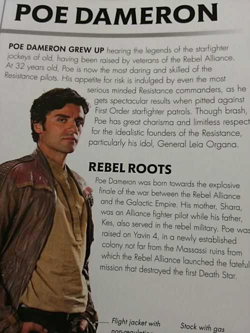 thoughtsnotunveiled:  Guys. GUYS. Can we talk about how Poe's idol CANONICALLY is Leia? ...