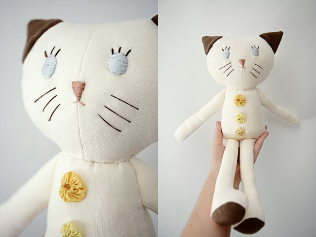 💚Karen Barbé-Kitten: Kitty Dolls, Kitty Cats, Cat Dolls, Cat Softies, Dolls Kitties, Diy Cat