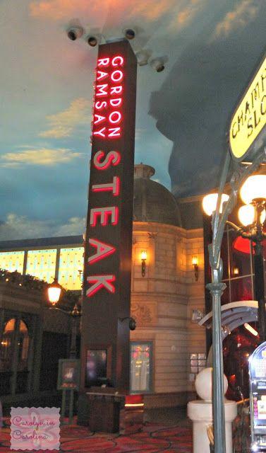 Carolyn in Carolina: Las Vegas Trip Recap