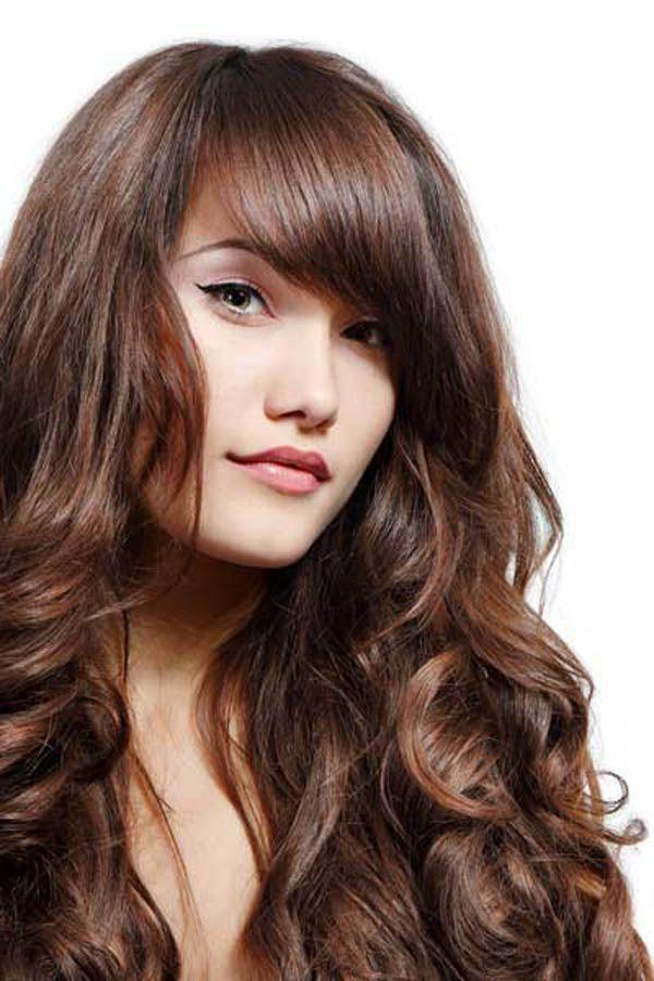 Wenn Sie Uberlegen Ob Sie Sich Mit Einer Neuen Mode Neue Frisuren In 2020 Frisur Dicke Haare Haarschnitt Lange Haare Madchen