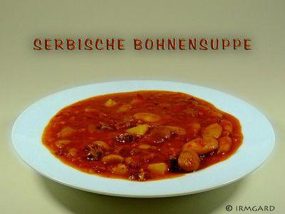 Die besten 25+ Rezepte serbische bohnensuppe Ideen auf Pinterest - serbische küche rezepte