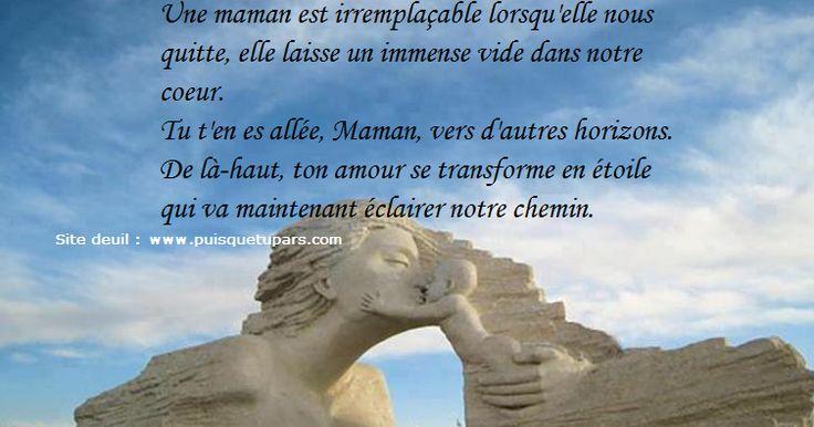 sincères condoléances a une amie | Texte de condoléances pour la perte d'une maman ~ Message ...