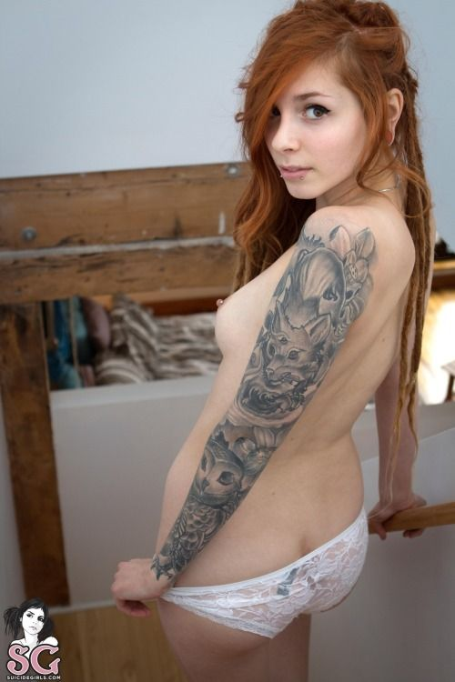 Suicide girl alle nude 7