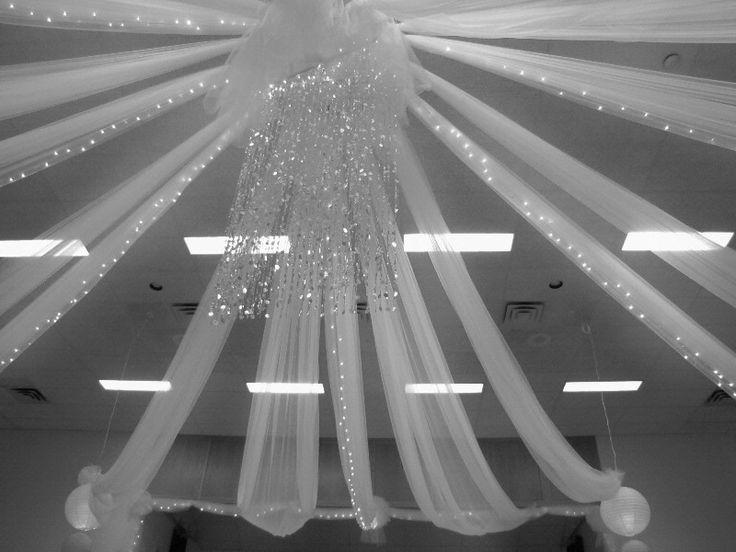 beautiful decoration for wedding reception