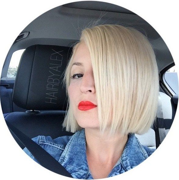 50 Amazing Blunt Bob Hairstyles 2018 Hottest Mob Amp Lob