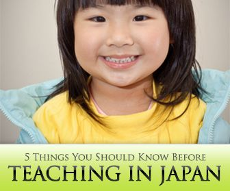 "5 Things You Should Know Before Teaching in Japan » Busy Teacher ""Japanese people generally have very little knowledge about other countries, so your cultural references are likely to flop."" #TESL"