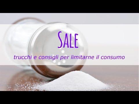 Trucchi e consigli per limitare il consumo di sale