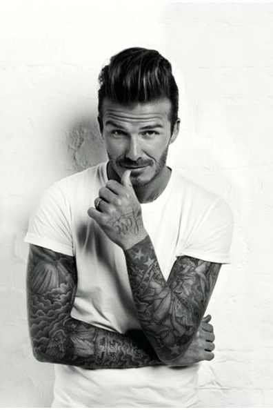 David Beckham Photo - Twitter Pictures of the Day