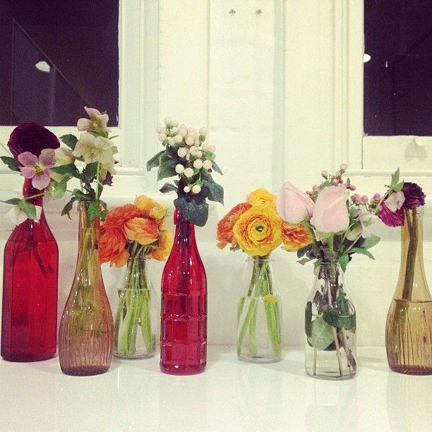 SAMANTHA WILLS - Office Blooms; Flowers Jewellery Jewelry Vintage Vase Jar Bohemian Florals