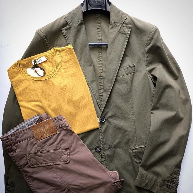 summer cordinate Jacket SEVENTY, Tshirt FERRANTE. Trousers HAVANA&co #mensfashion #fashion #cordinate #madeinitaly #italy #summer #seventy #HAVANA&co #ferrante #hiko #日子 #ファッション #メンズファッション #コーディネート #イタリア