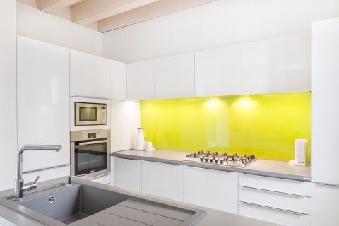 Kuchyně Mystic - bílý lak