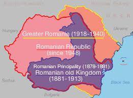 Resultado de imagem para mapas antigos da romenia
