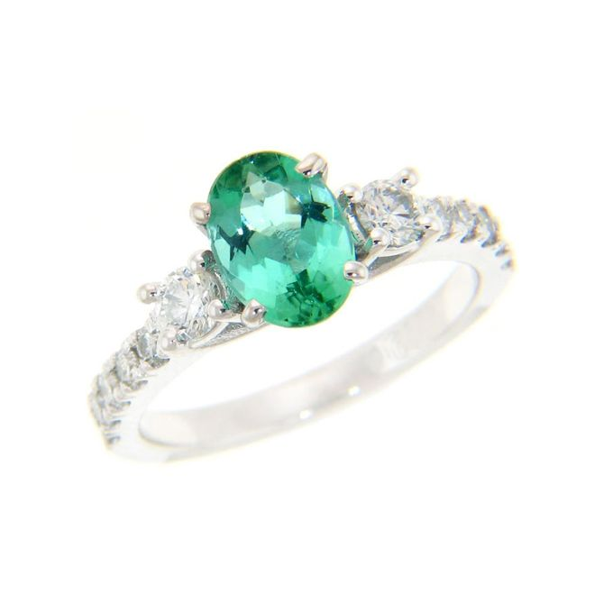 Michael John Jewelry - Engagement Ring