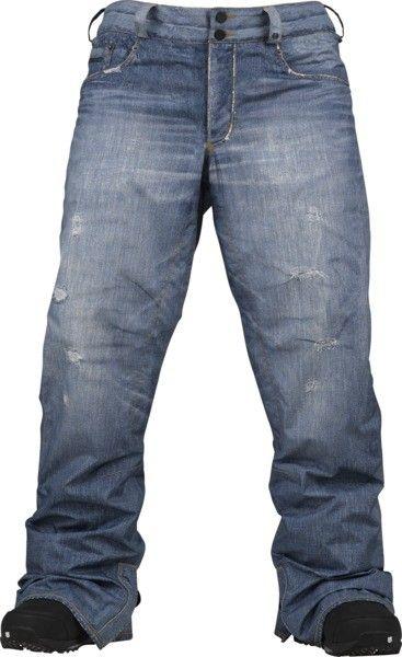 Burton Jeans Snowboard Pants