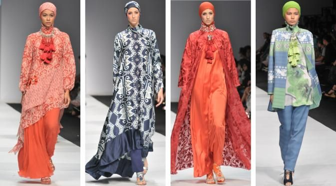 Jakarta Fashion Week 2015 - Itang Yunasz 2
