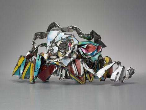 John Chamberlain, Ya Hoodie on ArtStack #john-chamberlain #art