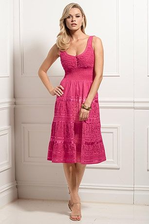 Ladies dresses, Women's fashion and Summer evening on Pinterest