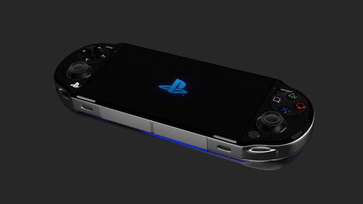 PlayStation Versa Concept Console is Basically a PS4 Handheld | Concept Phones