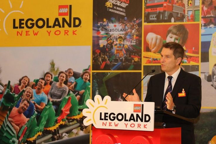 Legoland Theme Park Is Coming to New York in 2020  Merlin Entertainments CEO Nick Varney speaks at an event last week announcing details about the upcoming Legoland New York. Legoland Parks  Skift Take: Legoland has proven popular for families with young kids and continues to build a following in the United States. Located 50 miles from New York City the first Legoland park in the Northeast will need to get creative to attract tourists who are visiting the Big Apple.   Hannah Sampson  A…