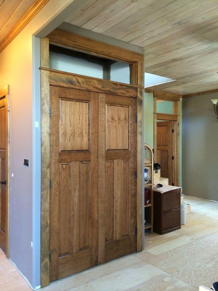 79 best interior doors images on pinterest indoor gates for Interior door construction