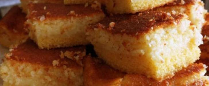 Receita de Bolo de iogurte fofo: Bolo De, De Bolo, For Cakes