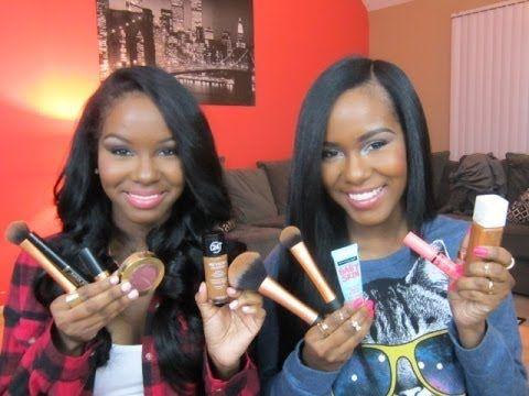 Drugstore Makeup Starter Kit For Beginners