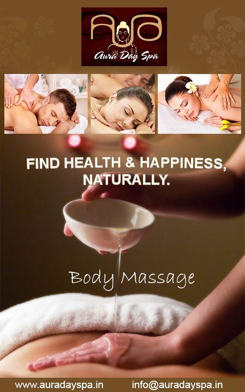 FeelRelax,Health&Happinessthrough full Body Massage.