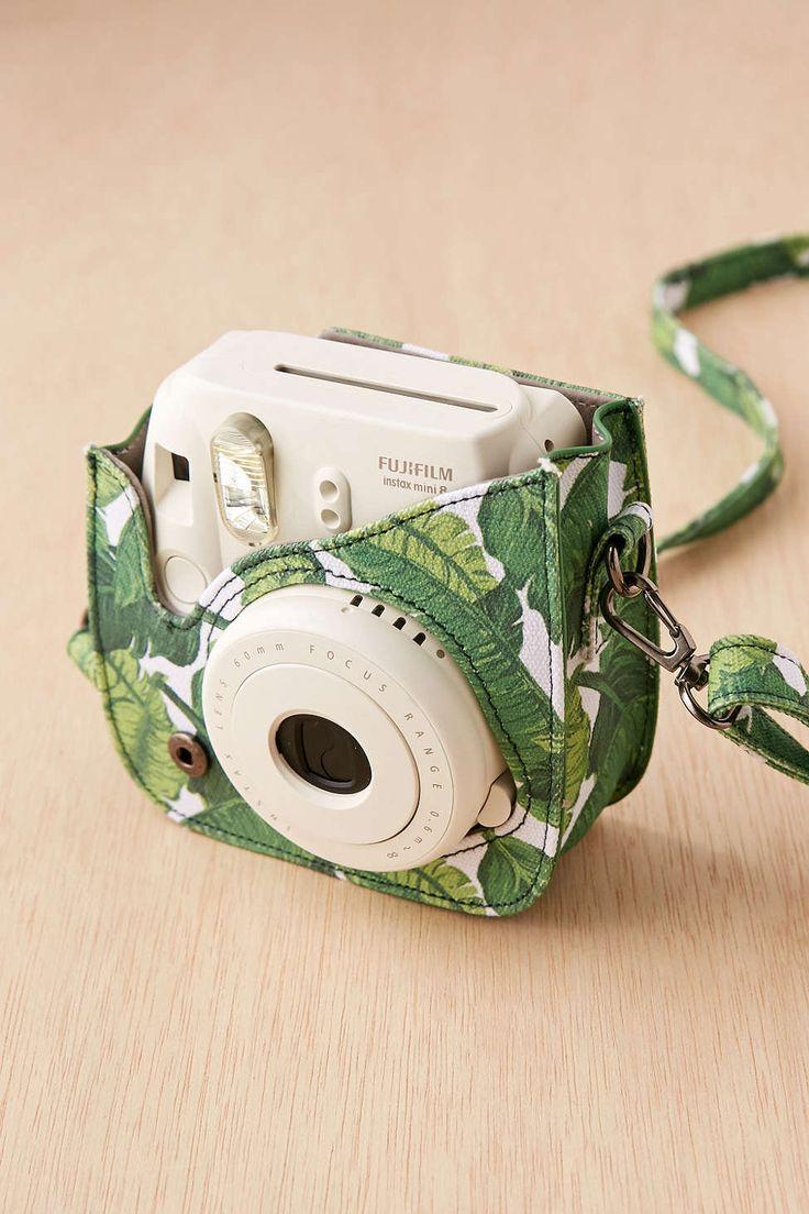 Jungalicious Instax camera case.