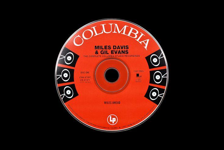Miles Davis and Gil Evans CD Album - on Hard Format