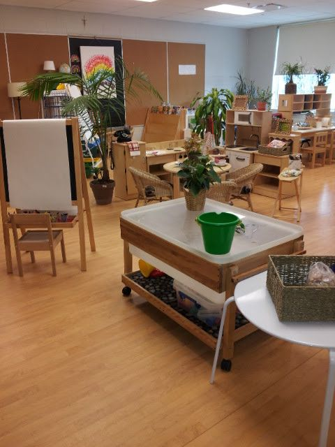 Natural Classroom Design ~ Transforming our learning environment into a space of
