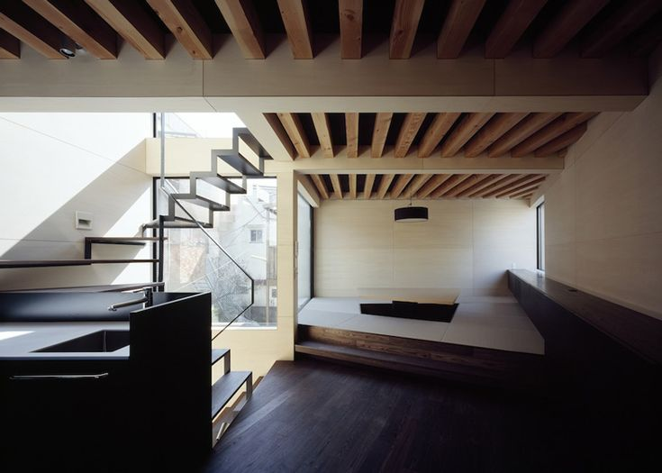 ALLEY House In Tokyo By Apollo Architects Japanese ArchitectureArchitecture DesignDesign MagazineTokyo
