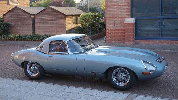 jaguar roadster e type 32