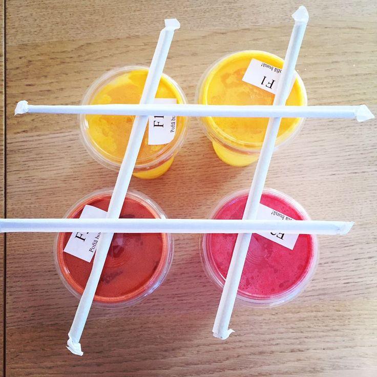 Hashtag we love fresh juice @ Netlogiq.