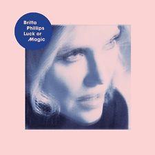 Britta Phillips - Luck Or Magic [CD New]