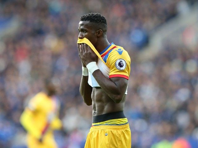 Report: Tottenham Hotspur renew interest in Crystal Palace's Wilfried Zaha