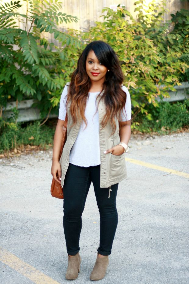 My Voguish Diaries | A Toronto Personal Style Blog: plain + simple