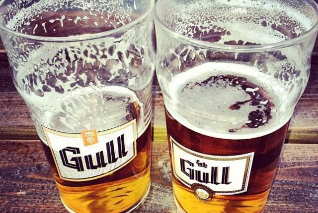 Oh, Gull. You were the best cheap beer I ever had. Mostly just because you are Icelandic.