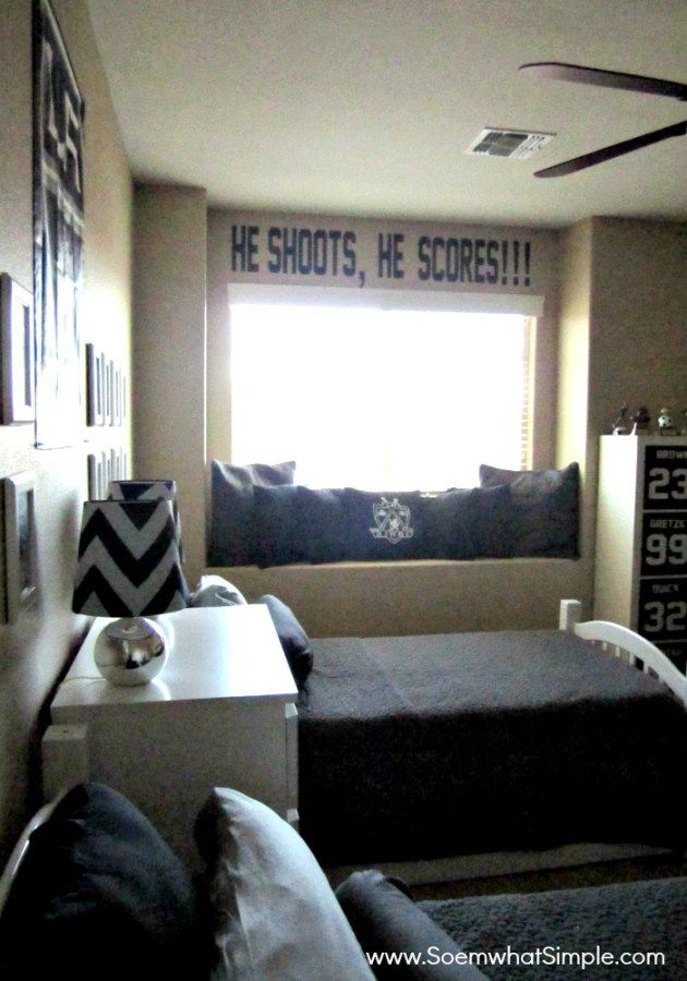 1000 ideas about boys hockey bedroom on pinterest hockey bedroom hockey room and hockey sticks On hockey bedroom
