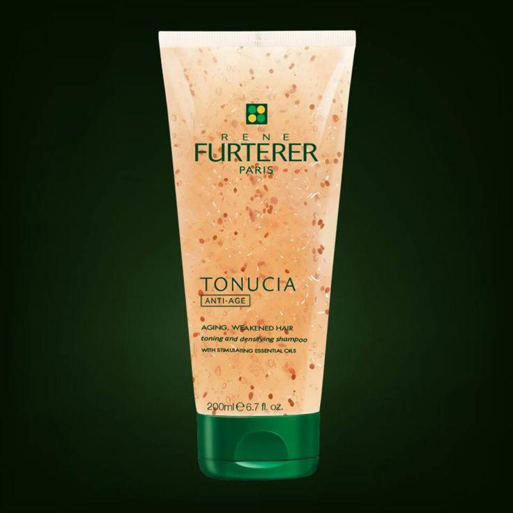 #ReneFurterer Tonucia Toning #Shampoo – тонизирующий шампунь #Tonucia укрепляет тонкие волосы, имеет мягкую моющую основу и приятный цитрусовый аромат.