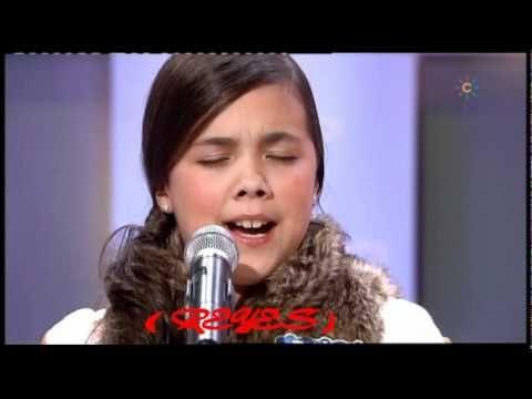 Young Flamenco Singer