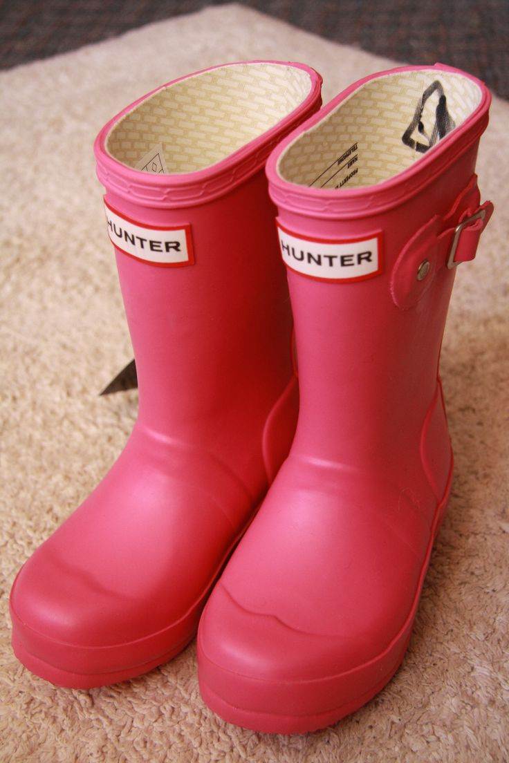 Baby hunters...I have these exact ones!  If I have a girl I am getting a pair for her too!