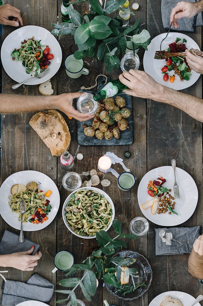 Share with your friends a lovely meal! #meal #food #love