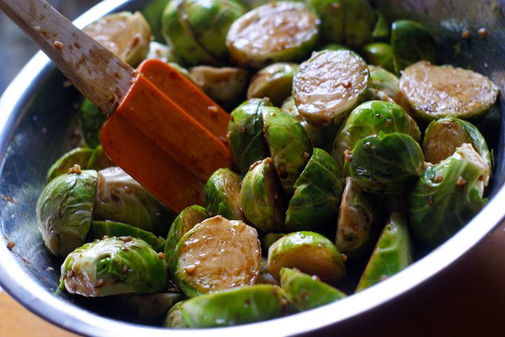 thanksgiving roasted brussel sprouts recipe