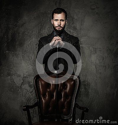 Man In Jacket - Download From Over 50 Million High Quality Stock Photos, Images, Vectors. Sign up for FREE today. Image: 45035923