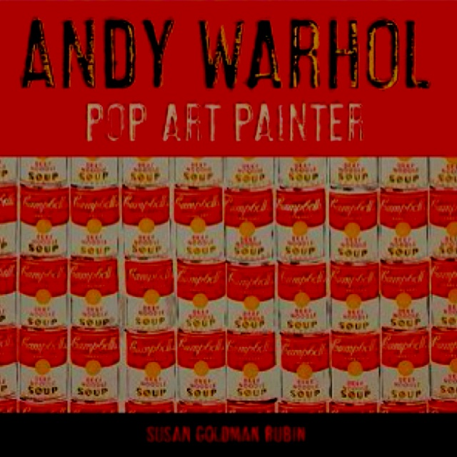Andy Warhol Pop Art Quotes: 129 Best Images About Art And Literacy On Pinterest