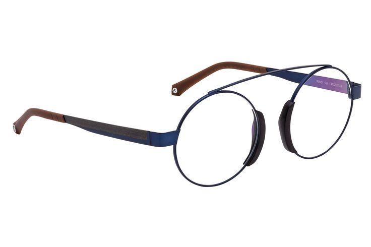 RR001 model - Robert Rüdger Eyewear by Area98 #eyewear #glasses #frame #style #menstyle #accessories