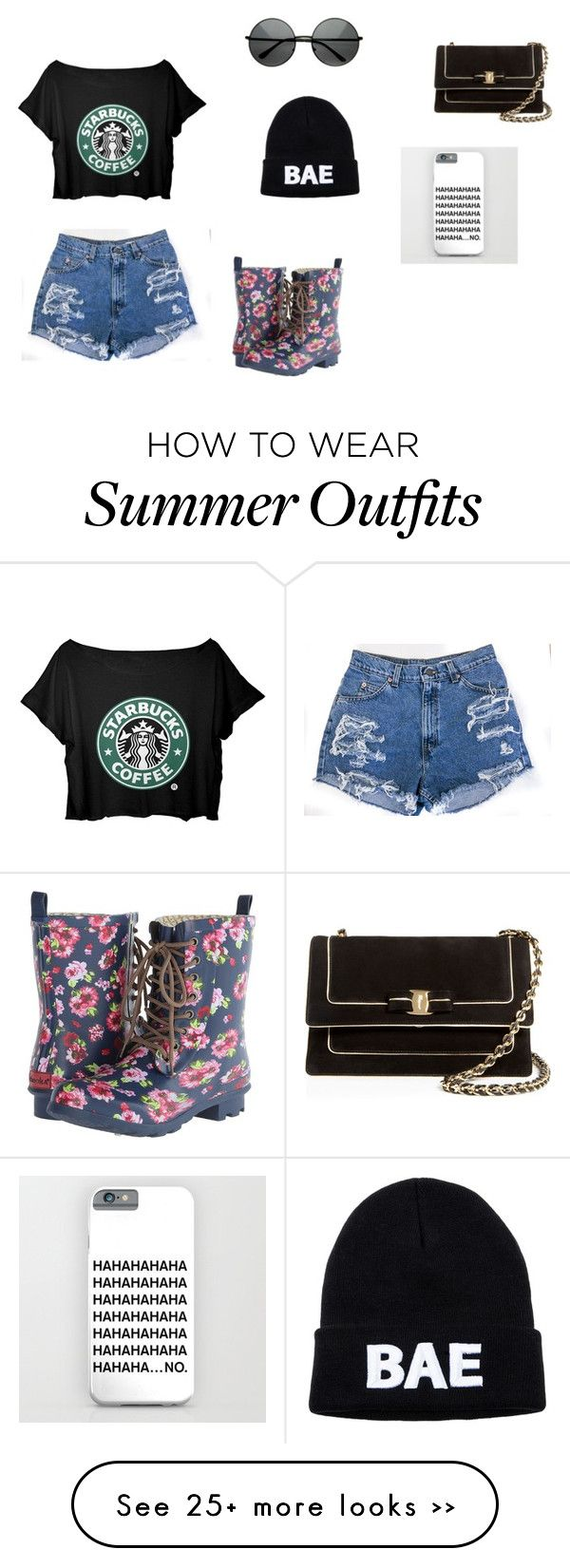 """""""summer outfit"""" by jorlisye on Polyvore"""