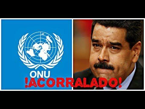 ULTIMA HORA: !NACIONES UNIDAS LLEGAN A VENEZUELA!